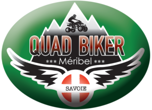logo quad biker